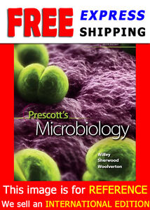Prescott s Microbiology Eighth Edition