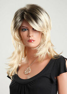 5 Ft White Blonde Wig 9
