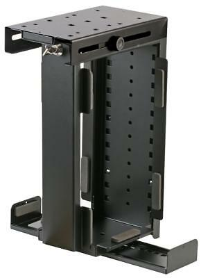 CPU HOLDER CPU-87 LOCKABLE BLK Computer Products CPU-87B/L PACK 1 Lockable Cpu Holder