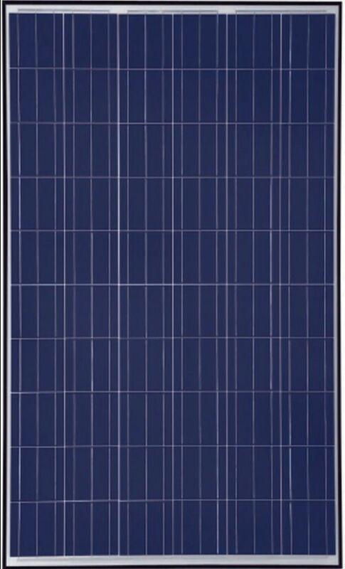 Used TrinaSolar 250W 60 Cell Polycrystalline Solar Panel