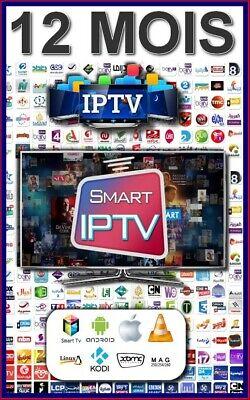 IP* TV Smart Pro 12 Mois