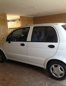 Daewoo Matiz Redcliffe Belmont Area Preview
