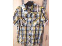 Men's Mish Mash Shirt XXL