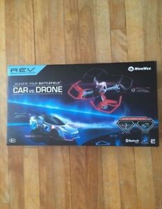Car and drone toy
