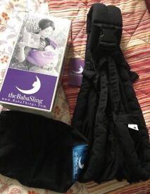 Black Baba sling