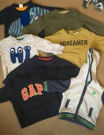 3-6 months baby clothes (can separate)