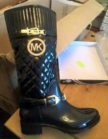 Michael kors knee length boots various sizes available