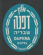 Hotel Label Israel