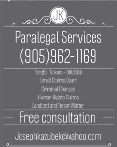 Affordable Paralegal