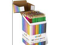 abeec 180 Colouring Pencils - Coloured Pencils (NEW in Box)