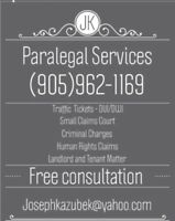 Affordable legal help, we come to you, any city.