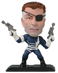 MARVEL MICROS HEROES - NICK FURY MRV067 - LOOSE SERIES 2