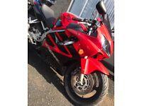 Honda CBR 600f *6000 miles*