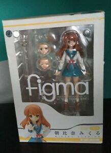Selling anime figures