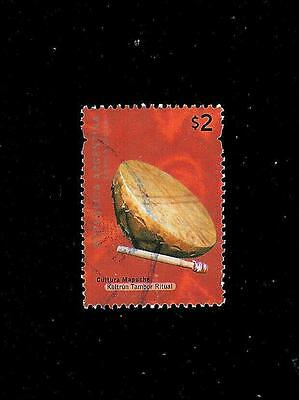 ARGENTINE   2131  DRUM MACHUPE CULTURE -  SYNCOPATION PERFORATION