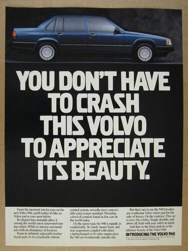 1991 Volvo 940 Sedan