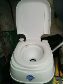 Portable Toilet Cassete Type