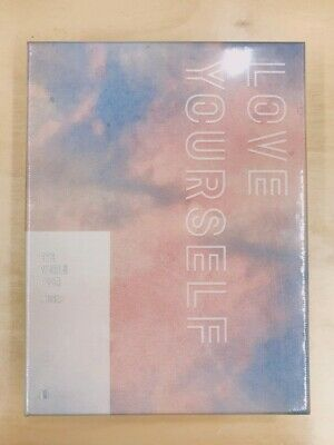 BTS Love Yourself In Seoul  DVD Sealed NEW