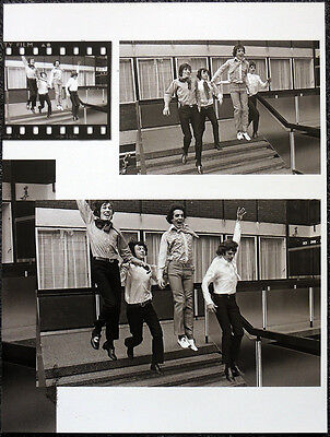 PINK FLOYD POSTER PAGE 1967 SYD BARRETT ROGER WATERS NICK MASON RICK WRIGHT .R7