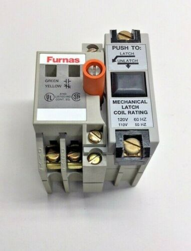 Furnas 46MTLF Mechanical Latch Attachment for MT/16 Relay