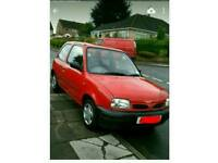 Great condition Nissan auto Micra 1.0 Shape