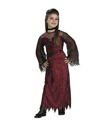 Rubies Gothic Enchantress Kinderkostüm, Groß von Rubie's - - Rubies Halloween Gothic Kostüme