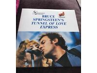 Bruce Springsteen Tunnel of Love Express