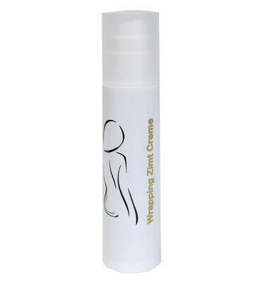 Wrapping Zimt / Anti Cellulite Creme  baut Körperfett sichtbar ab 200 ml