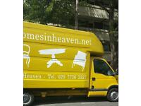 Heaven Removals Man And Van/CLAPHAM/BALHAM/WANDSWORTH/CLAPHAM/BATTERSEA/SW AREAS AND MORE
