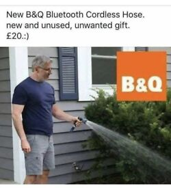 Bluetooth hose