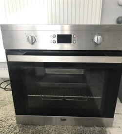 Beko built in single oven