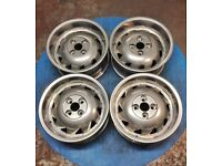 Rare Rial alloy wheels