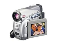 "JVC GR-D240EK MiniDV Camcorder [25x, 2.5""LCD] - used but in excellent condition"