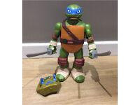 TMNT remote control Leonardo