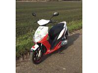 Yamaha Jog RR