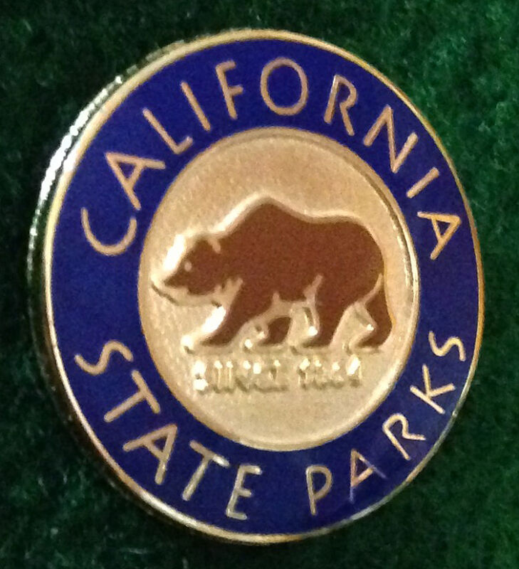 California State Parks - official Logo PIN