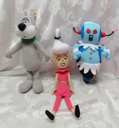 The JETSONS Judy ASTRO Rosie Hanna Barbera Cartoon Space Dog Robot Teenager Toys