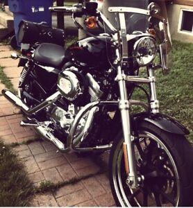 Harley Davidson sportster 883 - 6000$
