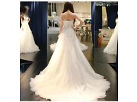 Beautiful weeding dress