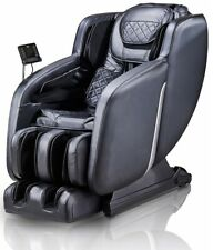 iC-sPIRIT HEAT SHIATSU RECLINER SLIDING ZERO GRAVITY SPA FULL BODY MASSAGE CHAIR
