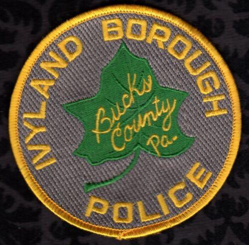 Ivyland Pennsylvania Police Shoulder Patch Bucks County