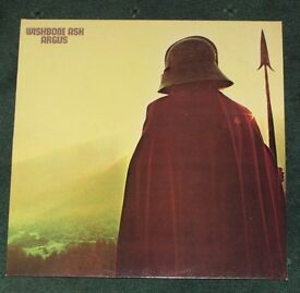 WISHBONE ASH ARGUS - VINYL LP RECORD