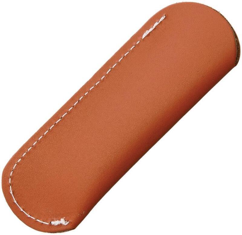Leather Slip Pouch/ Sheath 1169