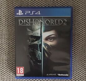 Dishonored 2 - PS4 Game