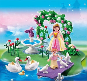 Playmobil Princess Island and Gondola