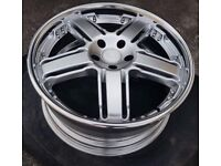 4 Wheel Rims 19 inches NEW