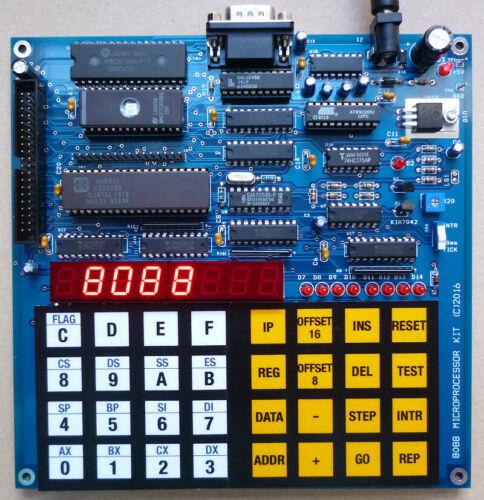 8088 Microprocessor Kit