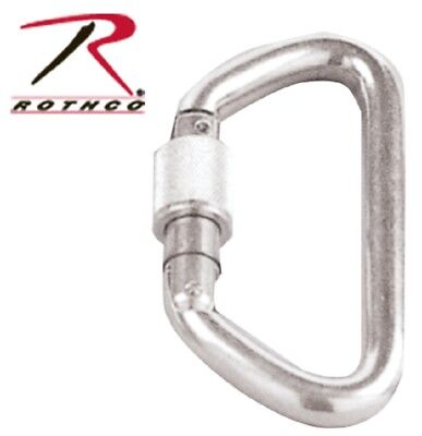 "Liberty Mountain ""D"" Carabiner"