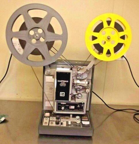 Kodak16mm Telecine Transfer Projector Optical & Magnetic Sound TV-12M6 Warranty!
