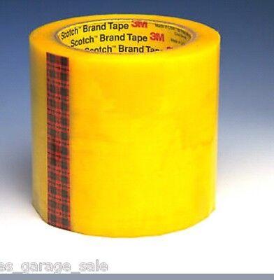6 Rolls 3m 823 Scotch Britegard Film Tape 96 Mm X 66 M 6 Rolls
